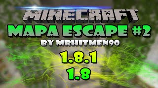 Minecraft 1.4/ 1.4.4 / 1.4.5 Mapa Escape [#2] by MrHitmen90