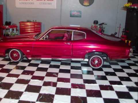 Custom Painted  Chevelle
