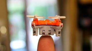 10 Самых МАЛЕНЬКИХ дронов в мире! Лучшие мини дроны: квадрокоптеры с камерой для видео - Технологии