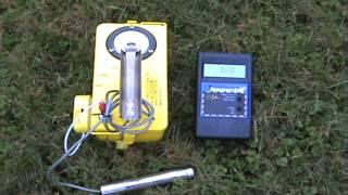 Jan.9,2014 Radiation Measurement ☢ 43.0 CPM Abbotsford, British Columbia