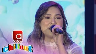 download lagu Asap Chillout: Moira Dela Torre Sings 'titibo-tibo' gratis