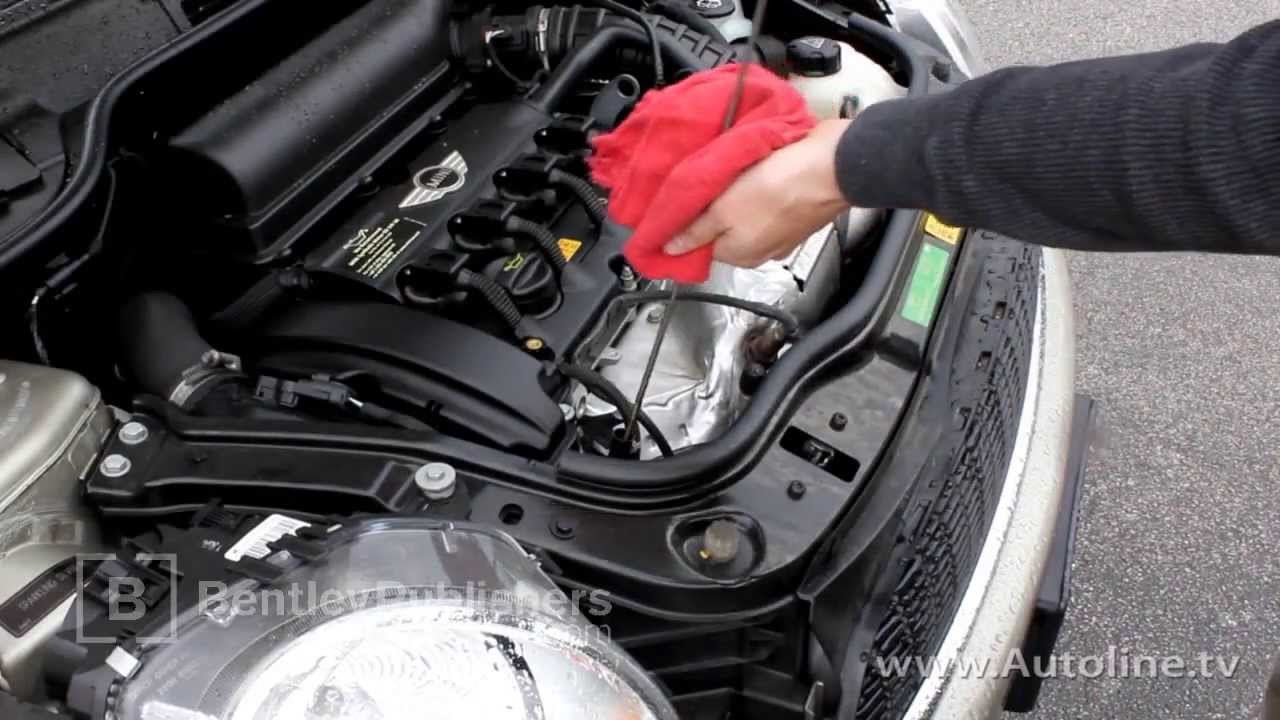 Where Did the Dipstick Go? - Autoline Garage - YouTube