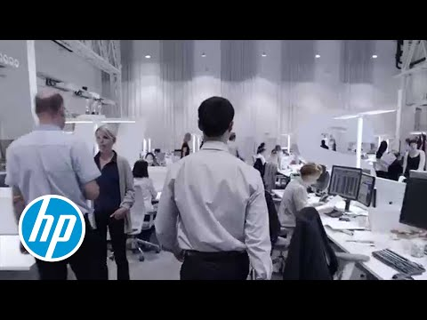 HP UK & I: Moving Your Enterprise Further Faster