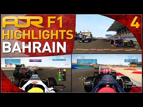 F1 2013 | AOR F1: S8 Round 4 - Bahrain Grand Prix (Official Highlights)