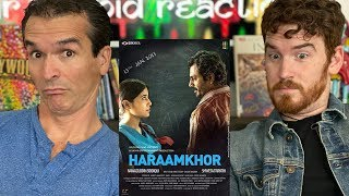 HARAAMKHOR Trailer REACTION!! | Nawazuddin Siddiqui
