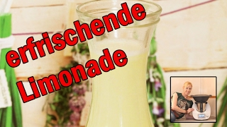 Limonade in 5 Minuten mit dem Thermomix