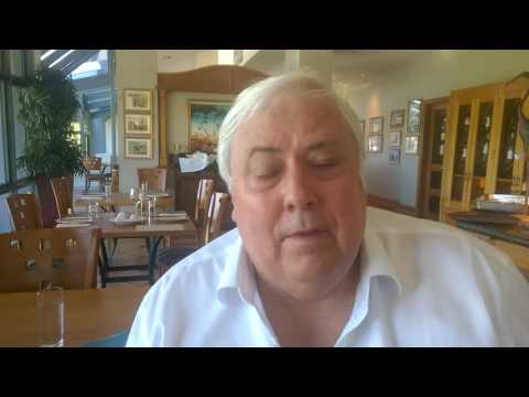 Clive Palmer - NBNGATE