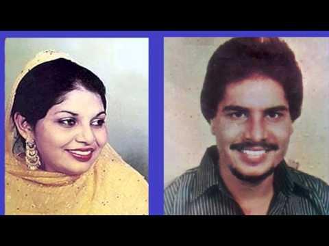 Amar Singh Chamkila & Amarjot Kaur Punjabi Song