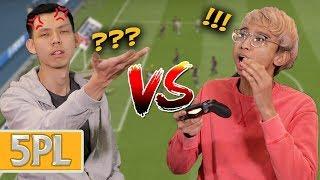 5PL Match #10 - Julian VS Ridhwan (1-1)