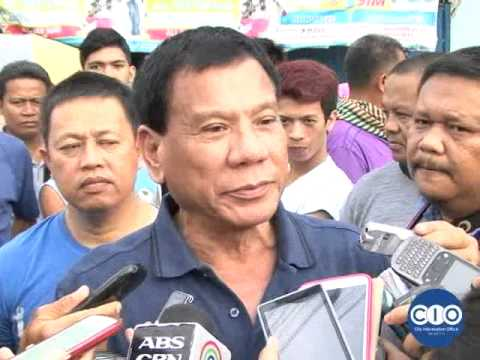 Mayor Rody Duterte Interview - April 10, 2014