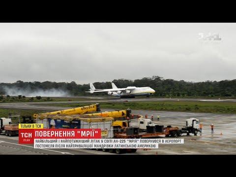 Українська Мрія здійснила свою найтривалішу мандрівку