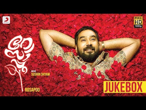Rosapoo - Malayalam Movie Jukebox | Biju Menon | Vinu Joseph | Sushin Shyam | Neeraj