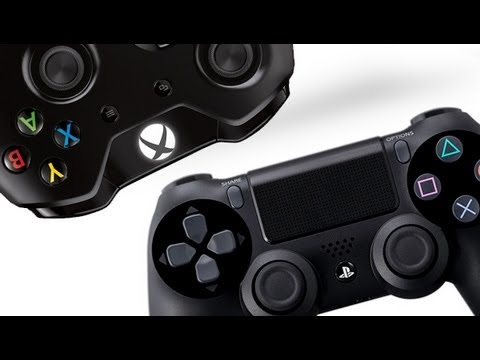 JJ en Melle bekvechten over Sony en Microsoft