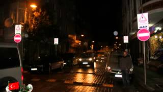 Yeşiltepe Mahalesi 54 Sokak Tersyön Tuzakları Lastik Canavarı Oldu