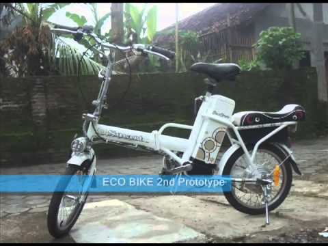Gustinov Eco Bike Indonesia
