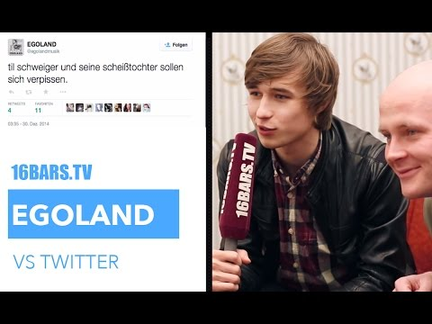 Egoland vs. Twitter: Til Schweiger, Tinder & Verschwörungstheorien (16BARS.TV)