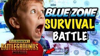 Blue Zone Survival Battle PUBG Mobile | Live Insaan