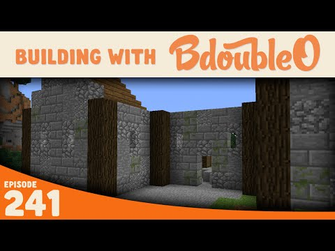 Minecraft :: New Build Concept :: Building with BdoubleO :: Episode 241