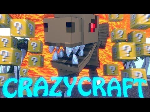 Minecraft | CrazyCraft - OreSpawn Modded Survival Ep 86 -