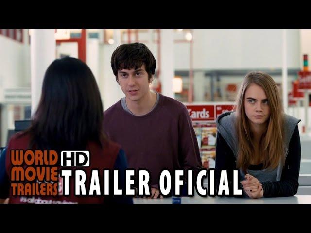 Cidades de Papel Trailer Oficial #2 Legendado (2015) - Nat Wolff, Cara Delevingne HD