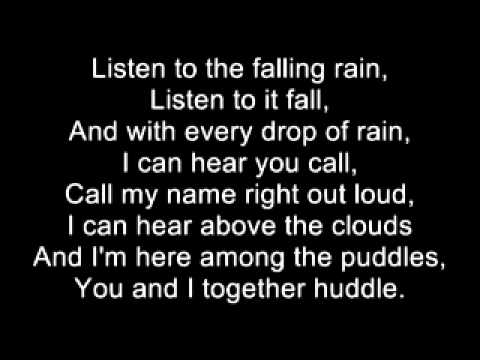 Jose Feliciano - Listen To The Falling Rain