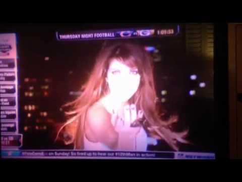 Thursday Night Football Theme Song in My City - Priyanka Chopra video