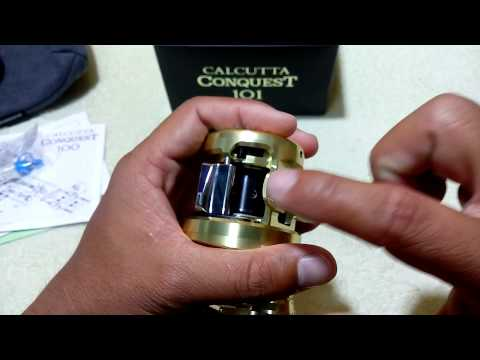 Open Box & Review 2014 Shimano CT Conquest 101