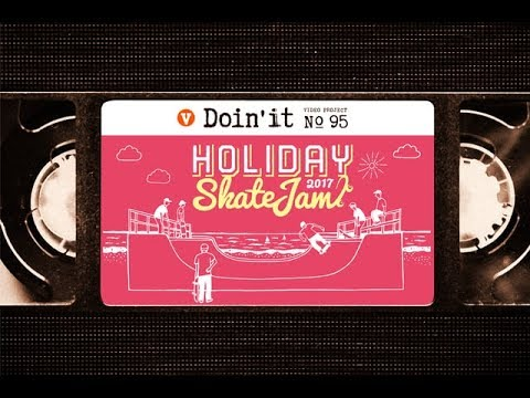 HOLIDAY SKATE JAM 2017 [VHSMAG]