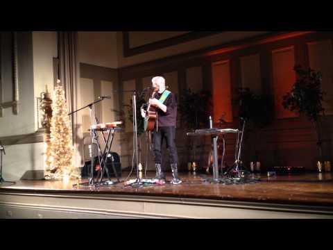 """Pacing the Cage"" by Bruce Cockburn at the John Marshall Ballroom, Richmond, VA  12.5.13"