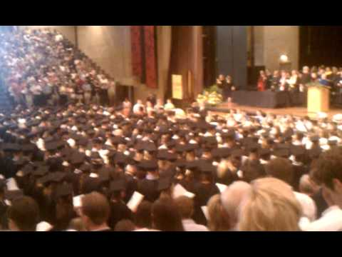 St. Olaf 2011 commencement