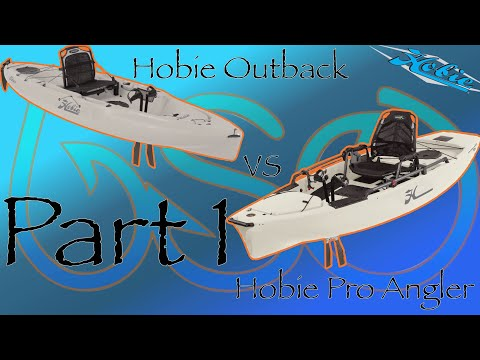 Which Should You Buy? Part 1 Outback vs Pro Angler: Size, Weight, and Transport