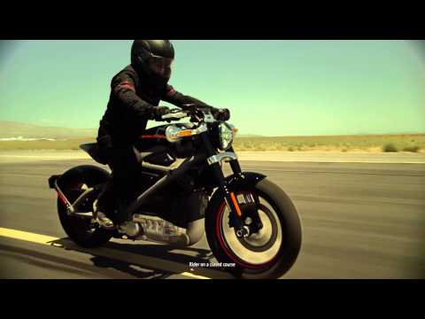 Harley Davidson electric bike - Project LiveWire