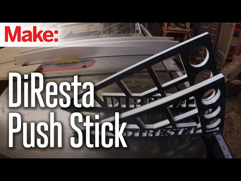 DiResta: Push Sticks