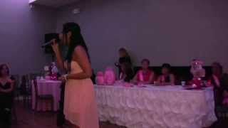 "Lisenny Rodriguez ""Stand Up For Love video by Jose Rivera 10:17:13"