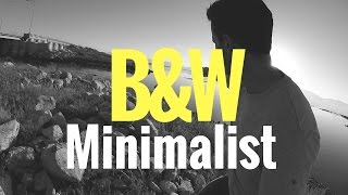 Black & White Photography: Minimalism with 4x5 Camera
