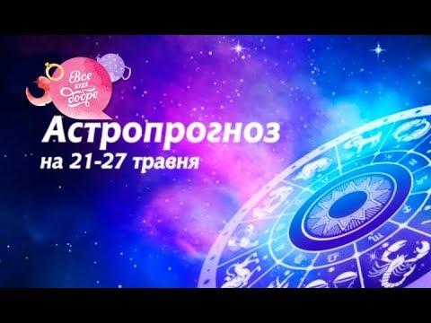 Гороскоп на неделю 21 - 27 мая от Хаяла Алекперова — Все буде добре. Выпуск 42 от 21.05.18