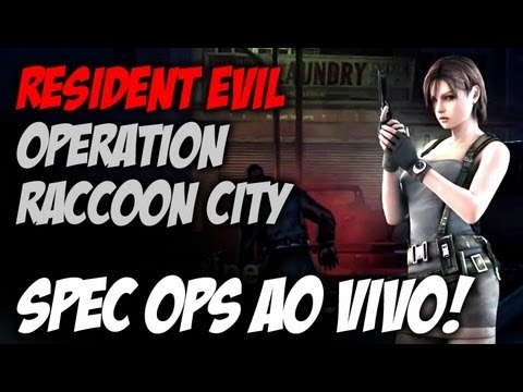 Resident Evil Operation Raccoon City - Spec Ops [GRAVADO]
