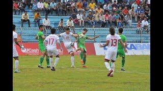 Bangabandhu Gold Cup 2018, Semi-final-1: P️hilippines 0:2 Tajikistan | Full Match Highlights