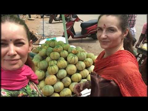 ОДИН ДЕНЬ из жизни в Ашраме #2 ● INDIA, Путтапарти