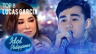 "Lucas Garcia performs ""Tagpuan"" 