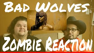 Download Lagu Bad Wolves - Zombie (Official Video) Reaction Gratis STAFABAND