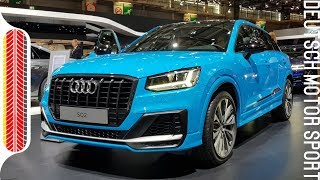 2019 Audi SQ2 50 TFSI Quattro - Full exterior and interior review - Paris Motor Show