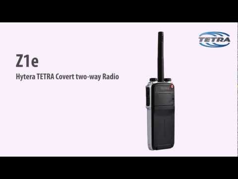 Covert Radio & Intrinsically Safe Radio