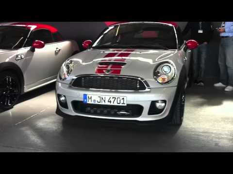 Обзор Mini Coupe JCW часть 4