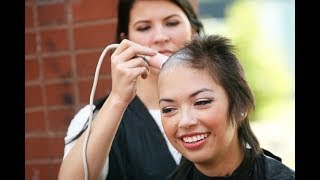 Head Shave | Chinese Girl Shave Her Head 2018 | #4
