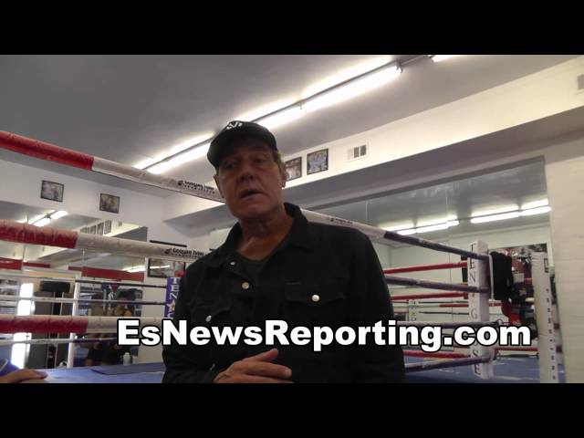 joe goossen on deontay wilder vs bermane stiverne EsNews boxing