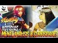 MENAT Street Fighter V Curiosidades Análisis ( Opinión y Noticias ) -