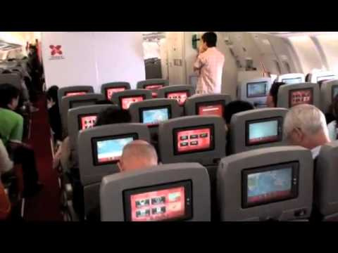 AirAsia X InFlight Entertainment