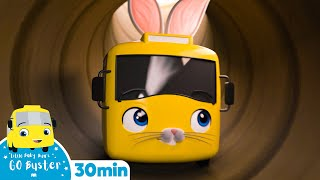 Easter Egg Hunt Go Buster | Easter Bunny | +More Nursery Rhymes and Baby Songs | Little Baby Bum