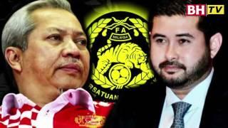 [KAPSUL BHTV] LIGA M - Kita perlu calon terbaik pimpin FAM - Khalid